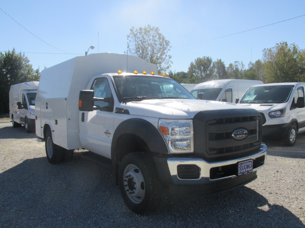 2016 F-450 Regular Cab DRW 4x4, Knapheide Service Utility Van #T60534 - photo 7
