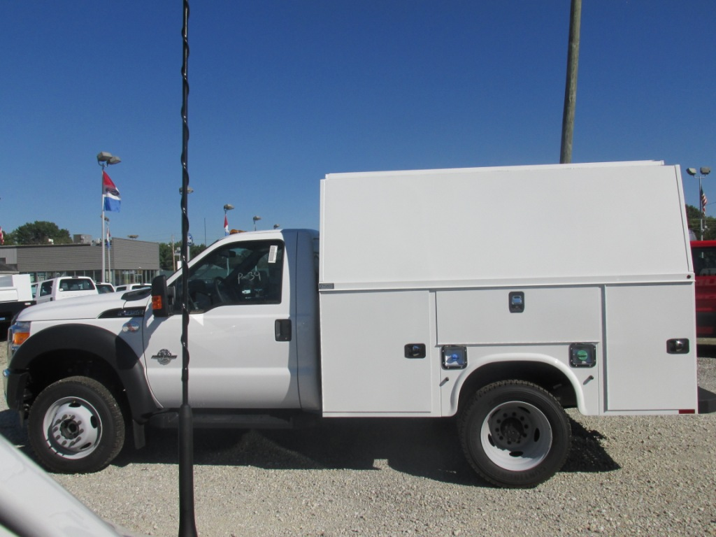 2016 F-450 Regular Cab DRW 4x4, Knapheide Service Utility Van #T60534 - photo 8
