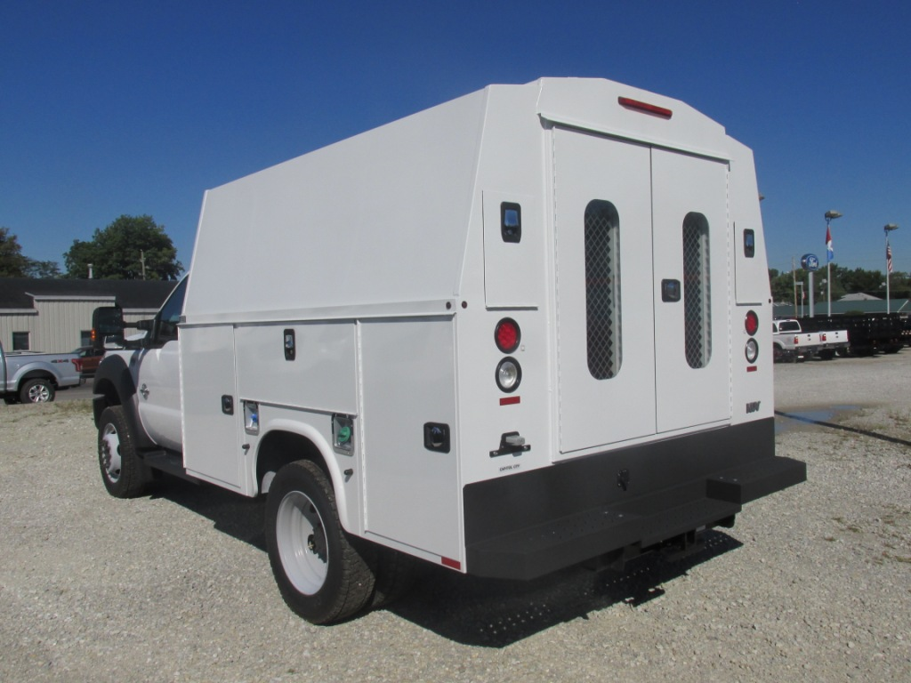2016 F-450 Regular Cab DRW 4x4, Knapheide Service Utility Van #T60534 - photo 4