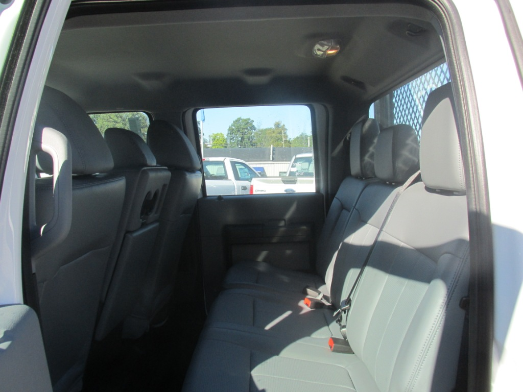 2016 F-550 Regular Cab DRW 4x4, Knapheide Platform Body #T60559 - photo 11