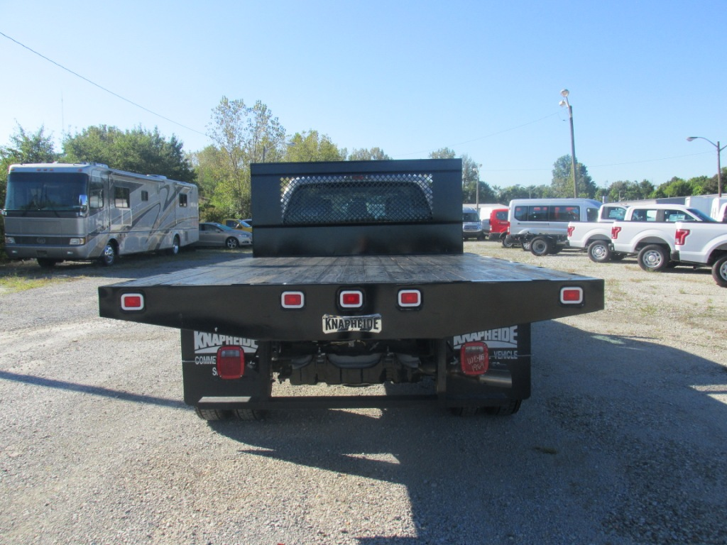 2016 F-550 Regular Cab DRW 4x4, Knapheide Platform Body #T60559 - photo 5