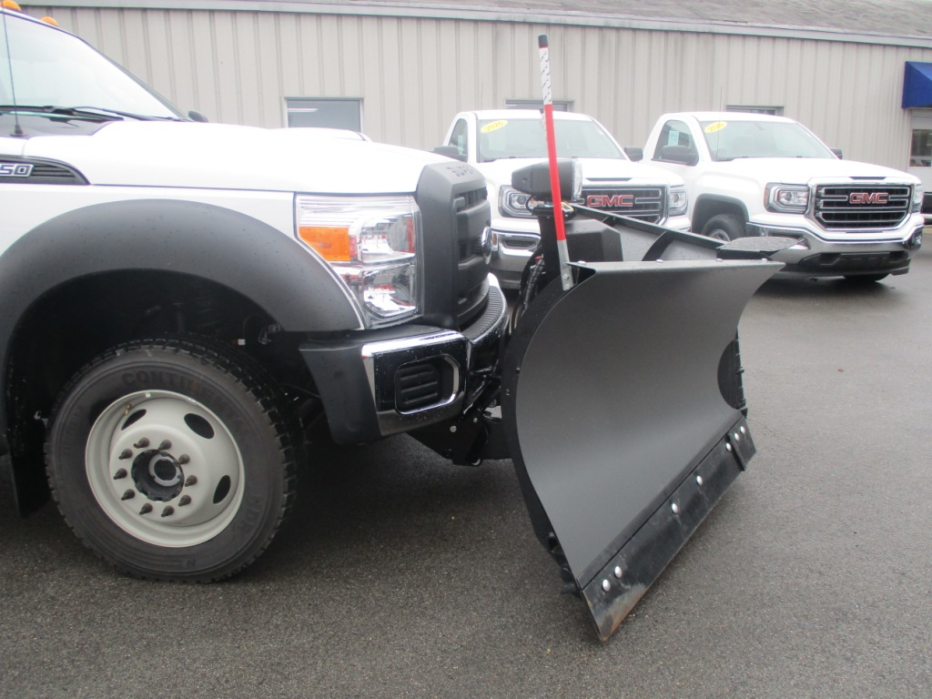 2016 F-550 Regular Cab DRW 4x4, Knapheide Platform Body #T60559 - photo 22