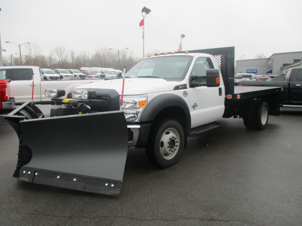 2016 F-550 Regular Cab DRW 4x4, Knapheide Platform Body #T60559 - photo 24