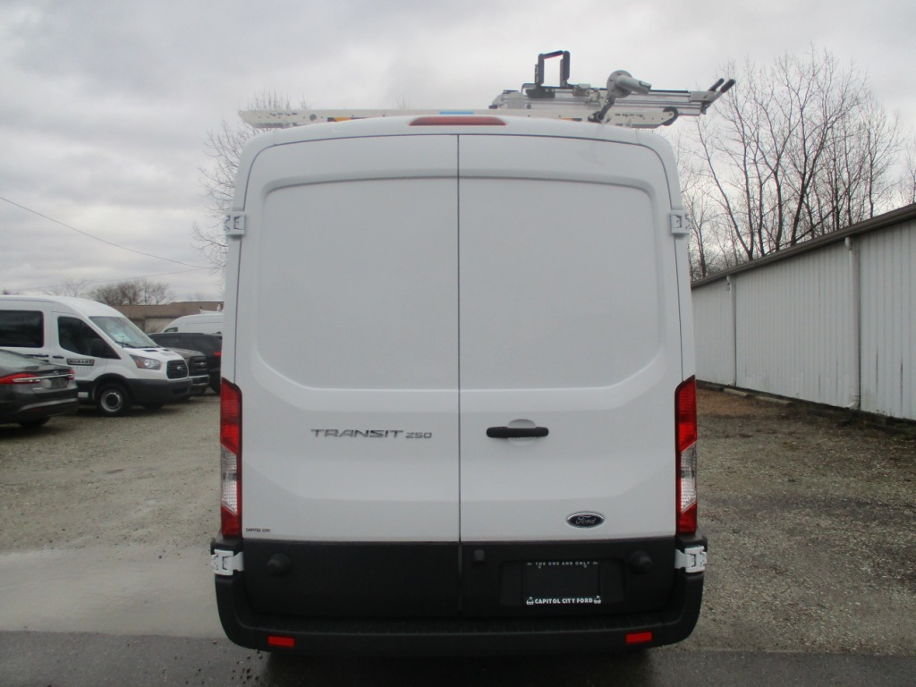 2017 Transit 250 Med Roof, Prime Design Upfitted Van #T70062 - photo 6