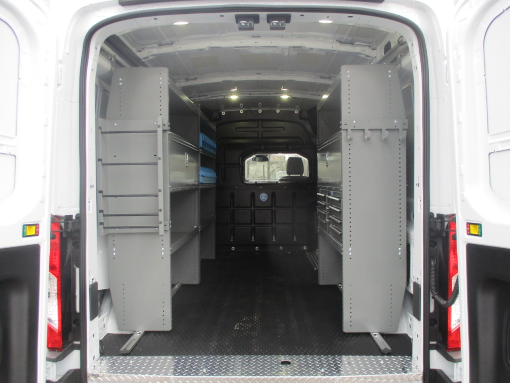 2017 Transit 250 Med Roof, Prime Design Upfitted Van #T70062 - photo 2