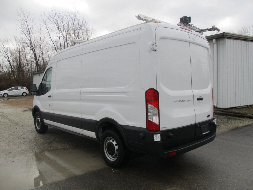 2017 Transit 250 Med Roof, Prime Design Upfitted Van #T70062 - photo 9