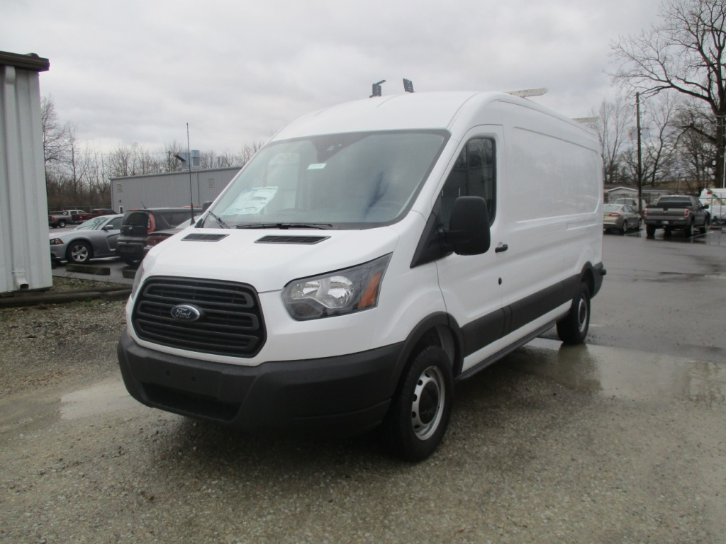 2017 Transit 250 Med Roof, Prime Design Upfitted Van #T70062 - photo 11