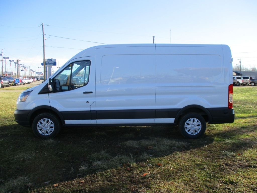 2017 Transit 250 Med Roof,  Empty Cargo Van #T70241 - photo 12