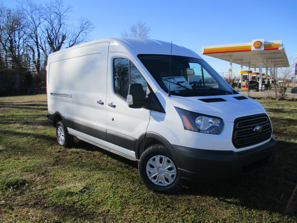 2017 Transit 250 Med Roof,  Empty Cargo Van #T70241 - photo 3