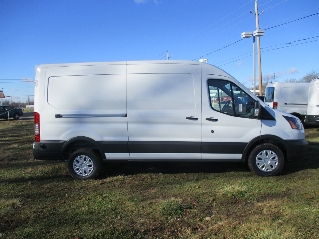 2017 Transit 250 Med Roof,  Empty Cargo Van #T70241 - photo 4