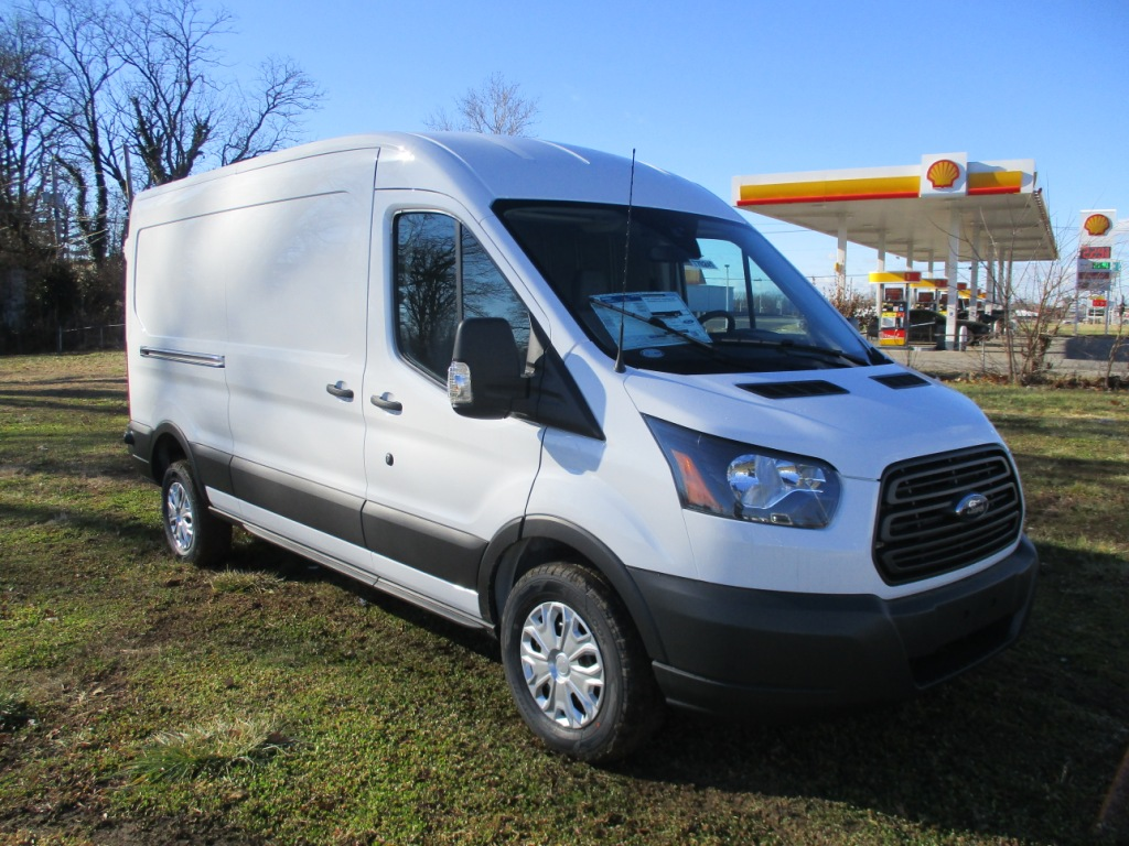 2017 Transit 250 Med Roof,  Empty Cargo Van #T70241 - photo 5