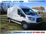 2017 Transit 250 Med Roof,  Empty Cargo Van #T70241 - photo 1