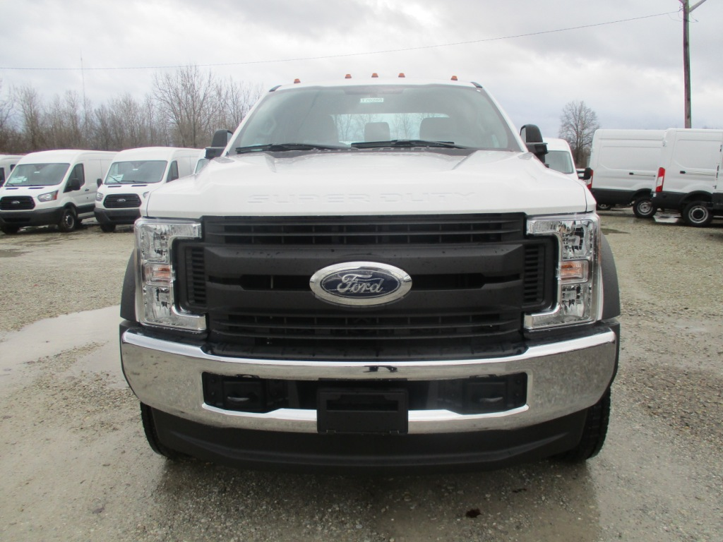2017 F-450 Super Cab DRW 4x4 Cab Chassis #T70285 - photo 11