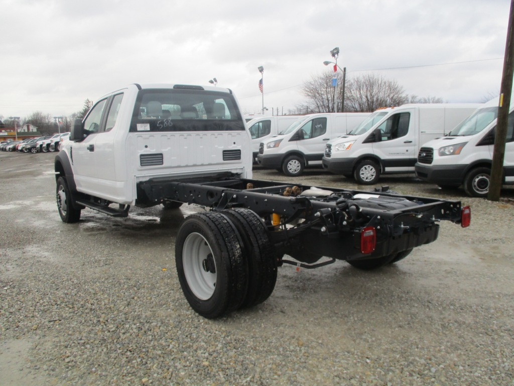 2017 F-450 Super Cab DRW 4x4 Cab Chassis #T70285 - photo 7