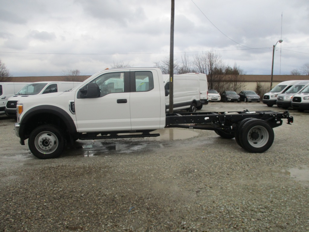 2017 F-450 Super Cab DRW 4x4 Cab Chassis #T70285 - photo 8