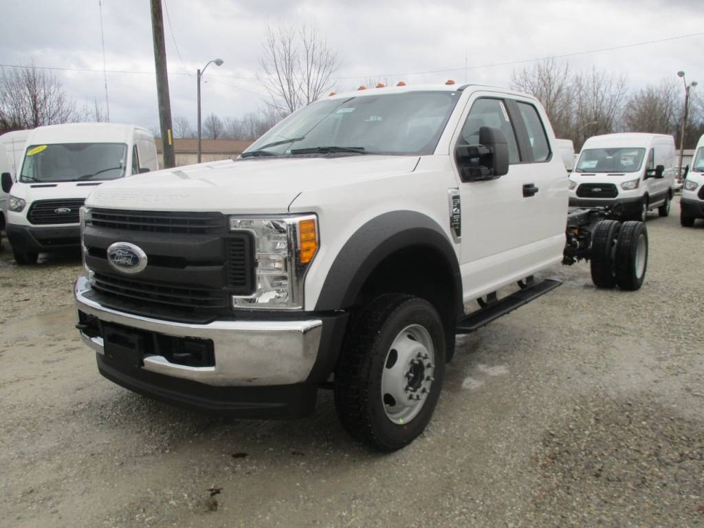 2017 F-450 Super Cab DRW 4x4 Cab Chassis #T70285 - photo 9