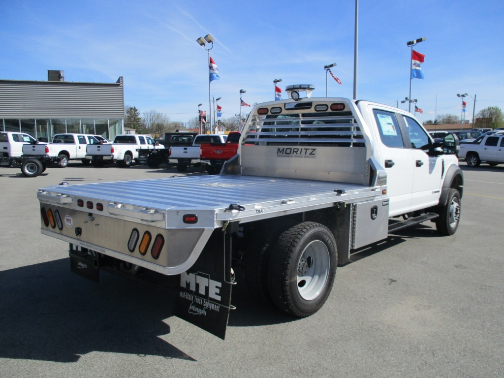 2017 F-550 Crew Cab DRW 4x4, Moritz International Inc. Platform Body #T70287 - photo 2