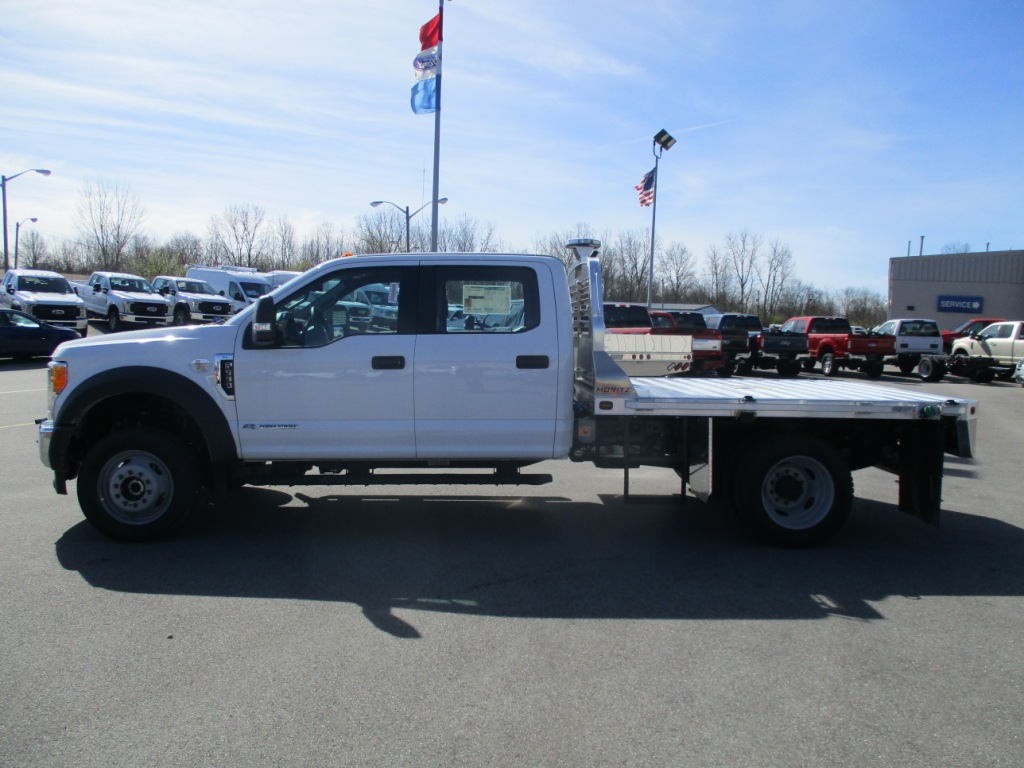 2017 F-550 Crew Cab DRW 4x4, Moritz International Inc. Platform Body #T70287 - photo 7