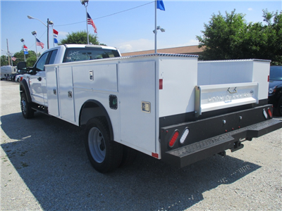 2017 F-450 Super Cab DRW 4x4, Dakota Service Body #T70343 - photo 5