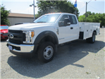 2017 F-450 Super Cab DRW 4x4, Dakota Service Body #T70343 - photo 8