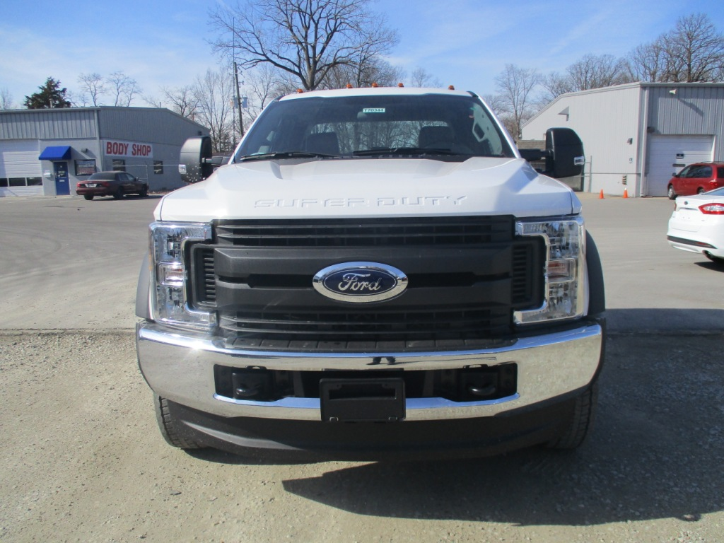 2017 F-550 Super Cab DRW 4x4 Cab Chassis #T70344 - photo 10
