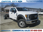 2017 F-550 Super Cab DRW 4x4 Cab Chassis #T70344 - photo 1