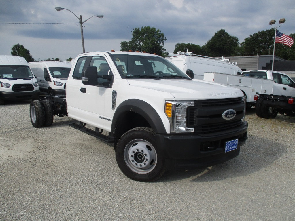 2017 F-550 Super Cab DRW 4x4, Cab Chassis #T70686 - photo 20