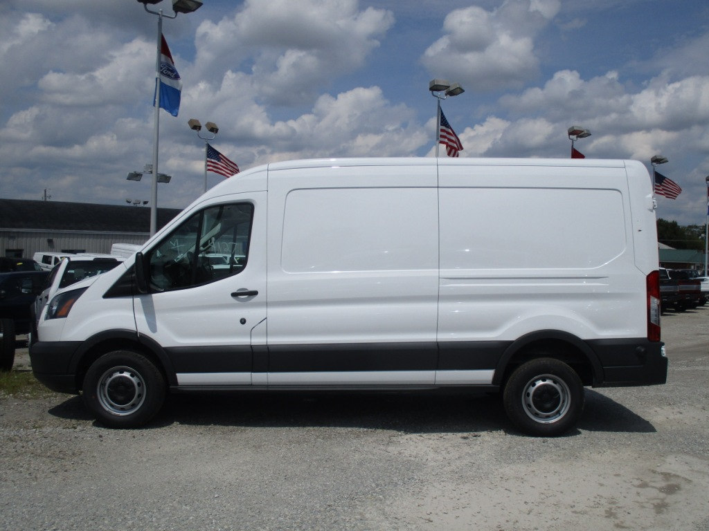2017 Transit 250 Med Roof 4x2,  Empty Cargo Van #T70708 - photo 10
