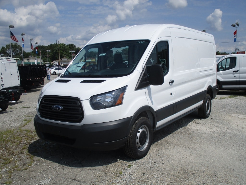 2017 Transit 250 Med Roof 4x2,  Empty Cargo Van #T70708 - photo 11