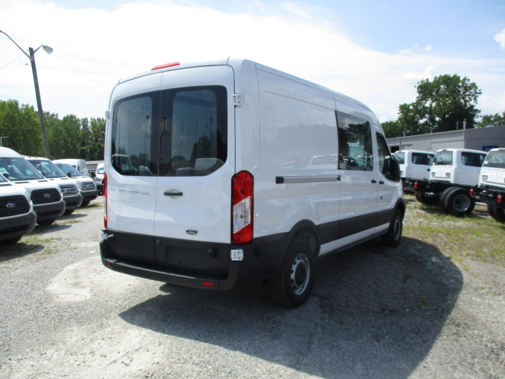 2017 Transit 250 Med Roof 4x2,  Empty Cargo Van #T70708 - photo 6