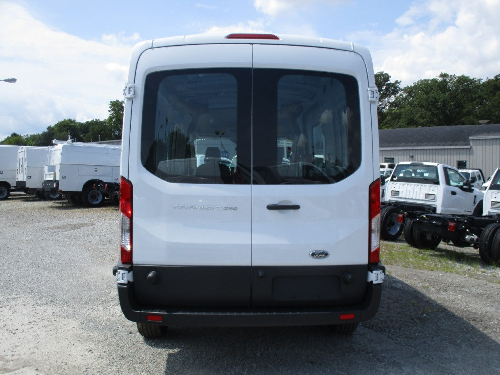2017 Transit 250 Med Roof 4x2,  Empty Cargo Van #T70708 - photo 7