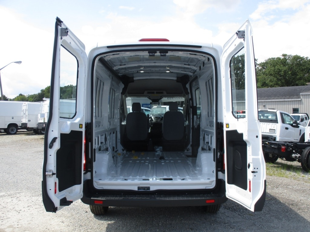 2017 Transit 250 Med Roof 4x2,  Empty Cargo Van #T70708 - photo 8