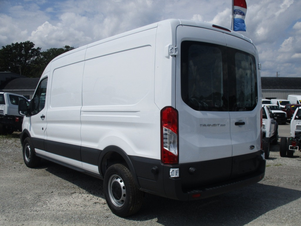 2017 Transit 250 Med Roof 4x2,  Empty Cargo Van #T70708 - photo 9