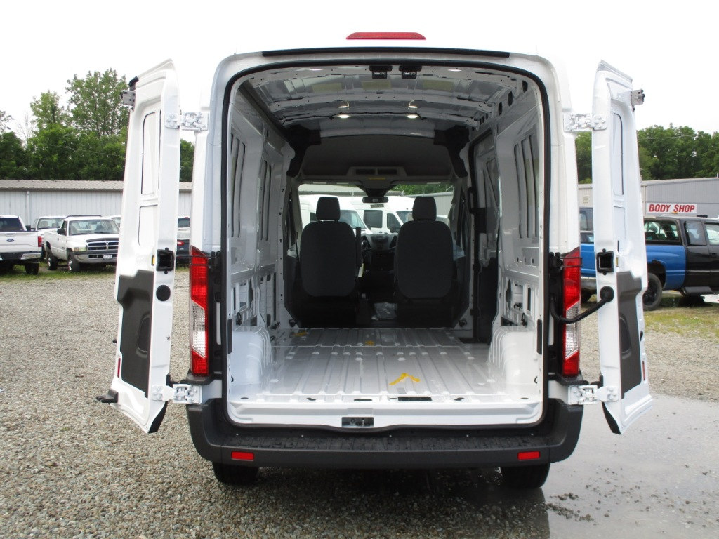 2017 Transit 250 Med Roof, Cargo Van #T70745 - photo 2