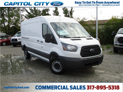 2017 Transit 250 Med Roof, Cargo Van #T70745 - photo 1