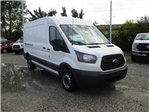 2017 Transit 250 Med Roof, Cargo Van #T70745 - photo 3