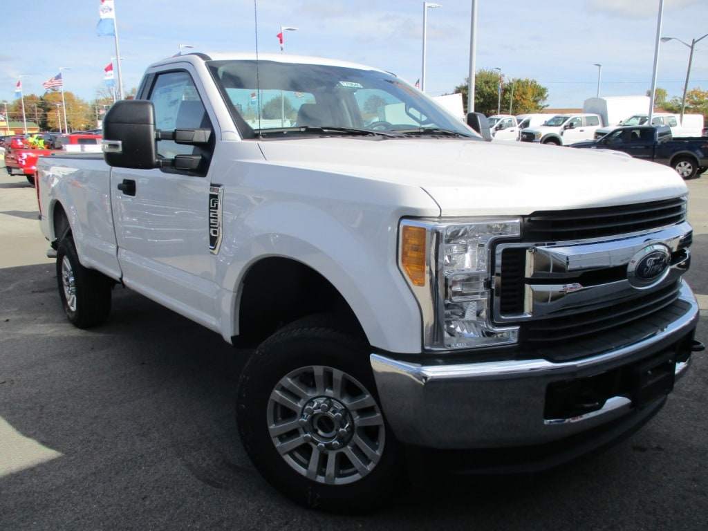 2017 F-250 Regular Cab 4x4,  Pickup #T70845 - photo 3