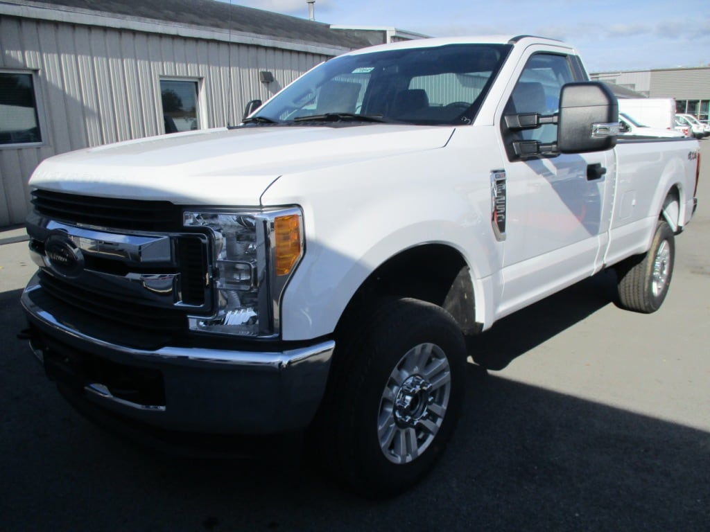 2017 F-250 Regular Cab 4x4,  Pickup #T70845 - photo 4