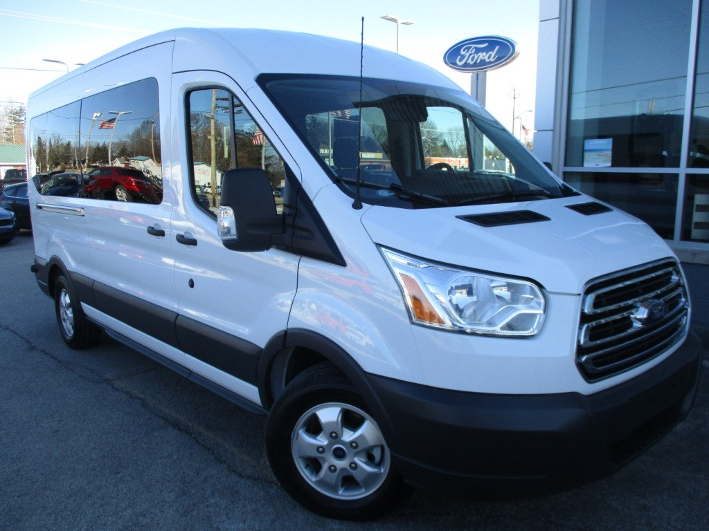 2017 Transit 350 Med Roof, Passenger Wagon #T70861 - photo 25