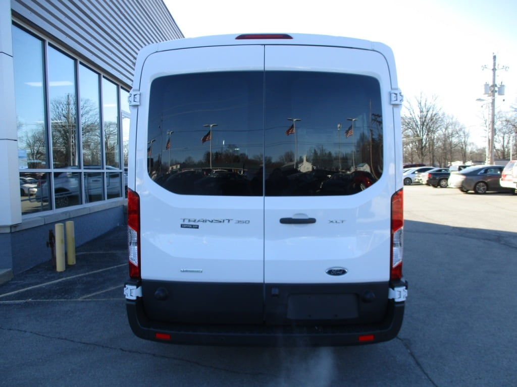 2017 Transit 350 Med Roof, Passenger Wagon #T70861 - photo 6