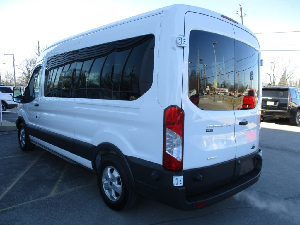 2017 Transit 350 Med Roof, Passenger Wagon #T70861 - photo 7