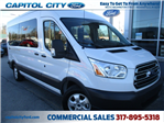 2017 Transit 350 Med Roof, Passenger Wagon #T70861 - photo 1