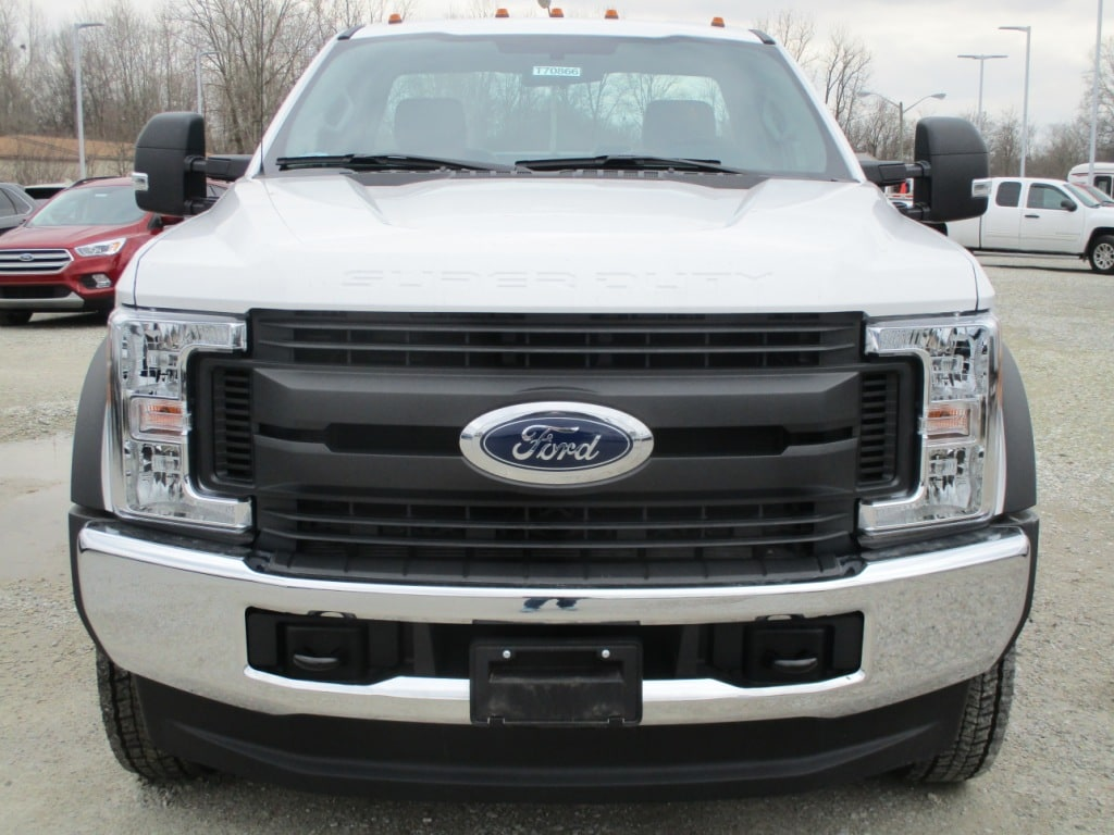 2017 F-450 Regular Cab DRW 4x4,  Cab Chassis #T70866 - photo 10