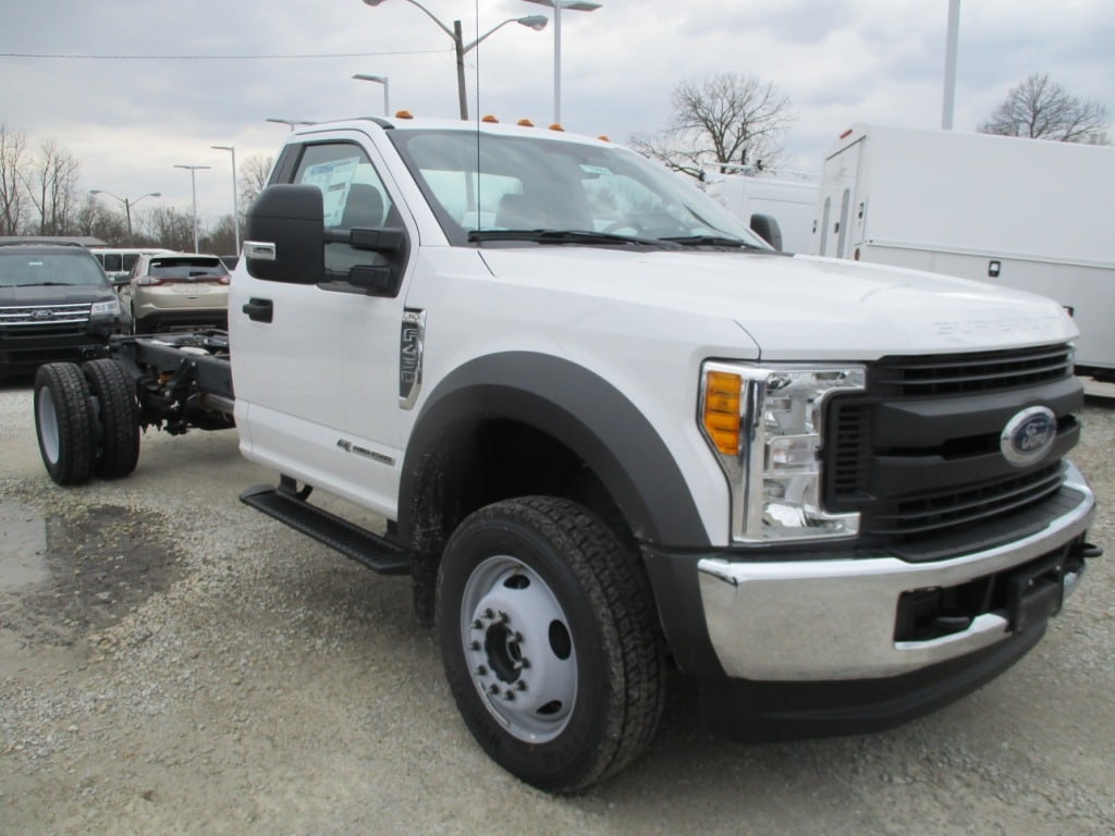 2017 F-450 Regular Cab DRW 4x4,  Cab Chassis #T70866 - photo 6