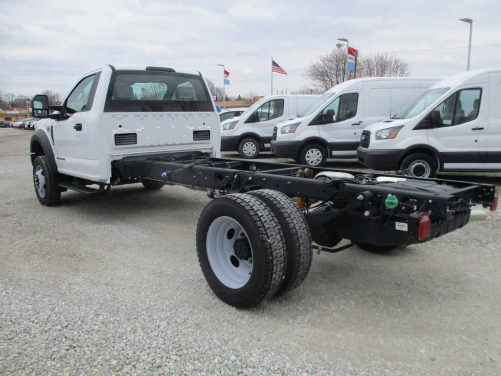 2017 F-450 Regular Cab DRW 4x4,  Cab Chassis #T70866 - photo 7