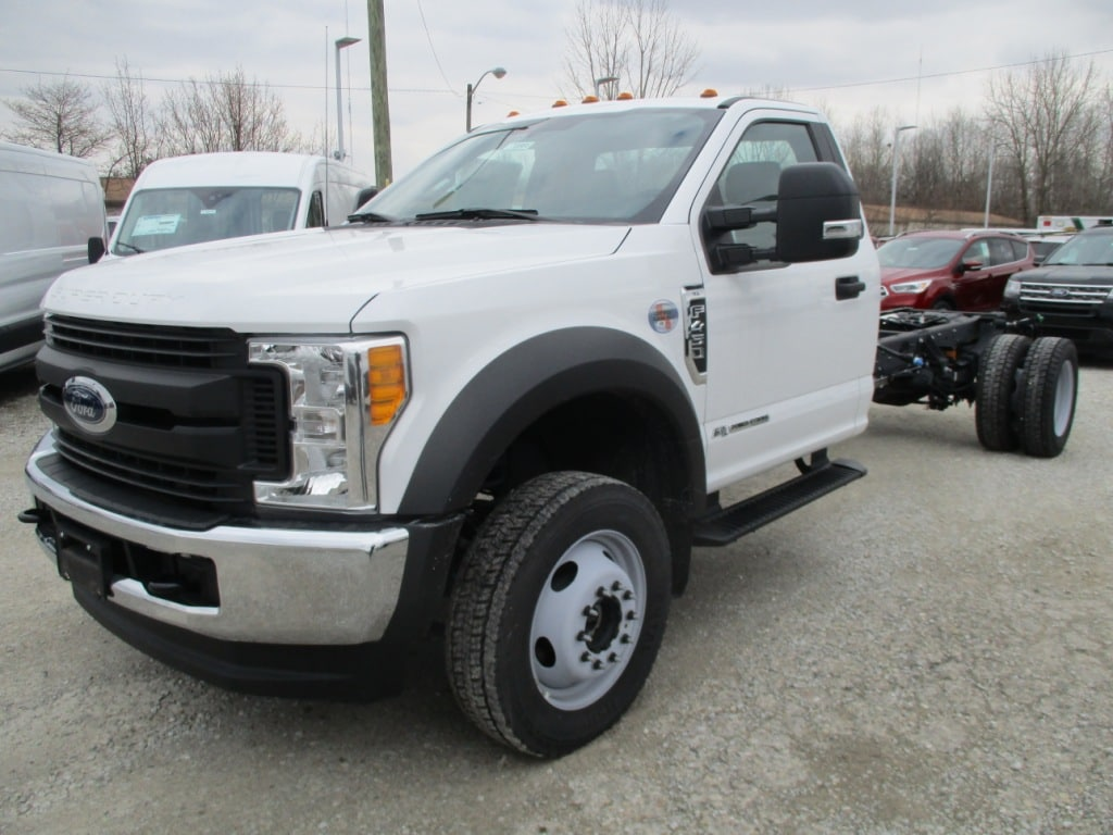 2017 F-450 Regular Cab DRW 4x4,  Cab Chassis #T70866 - photo 9