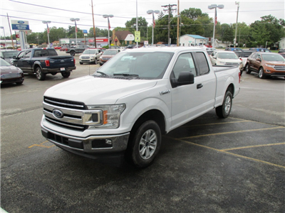 2018 F-150 Super Cab, Pickup #T80019 - photo 8