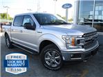 2018 F-150 Crew Cab 4x4 Pickup #T80036 - photo 1