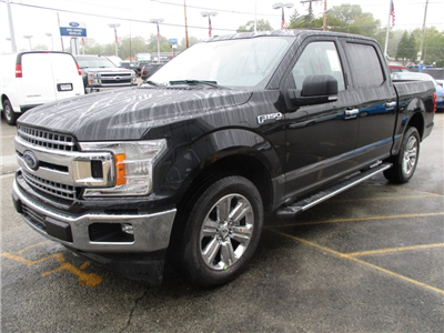 2018 F-150 SuperCrew Cab, Pickup #T80044 - photo 9