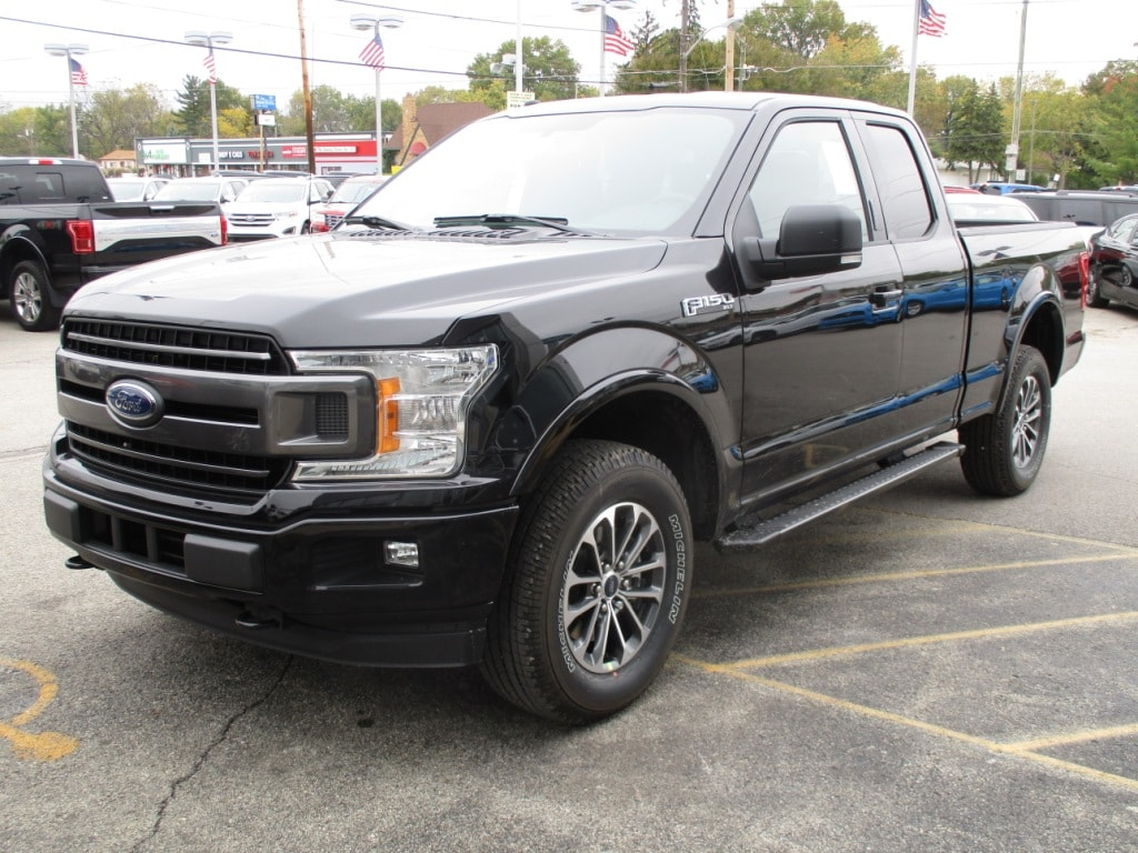 2018 F-150 Super Cab 4x4 Pickup #T80067 - photo 9
